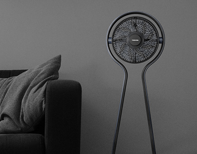 Toshiba electric fan