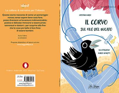 """""""IL CORVO SUL FILO DEL BUCATO""""_Eli Edizioni"""