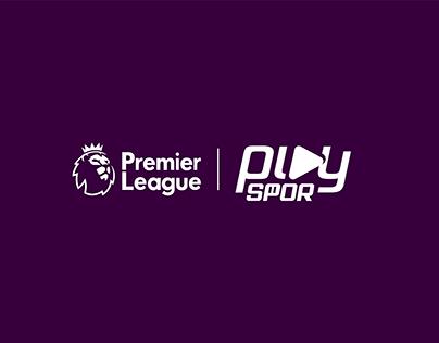 """PlaySpor """"İşte PremierLeague Bu"""" Yayın Görselleri"""