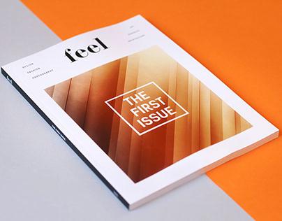 Feel Magazine - Issue One