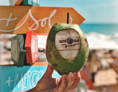 Brava Sushi Verão 2019 Letterings