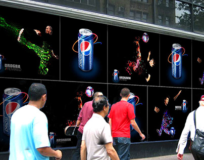 Pepsi / Kick in the Mix