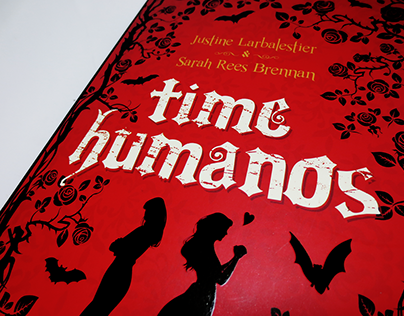 Time Humanos | Book cover