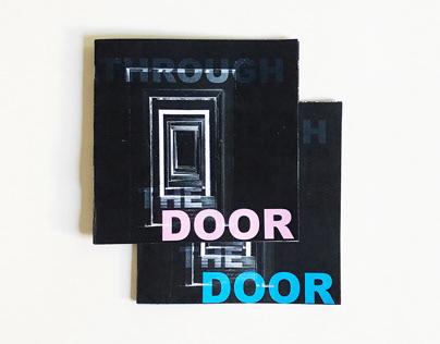 Through the Door. Local zine.