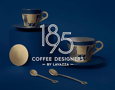Lavazza 1895 | Crockery design