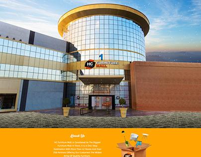 HC Mall Website