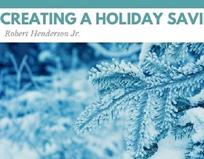 Holiday Savings Plan Blog Header