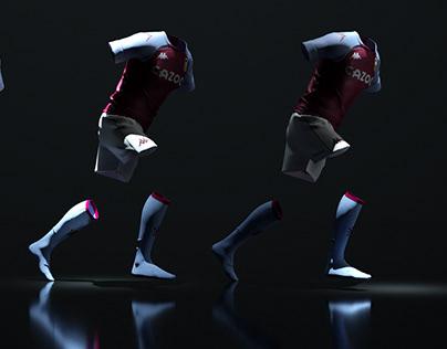 Aston Villa   Kit Launch CGI Film