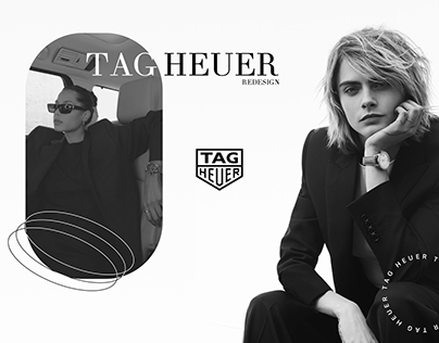 TAG heuer - redesign concept
