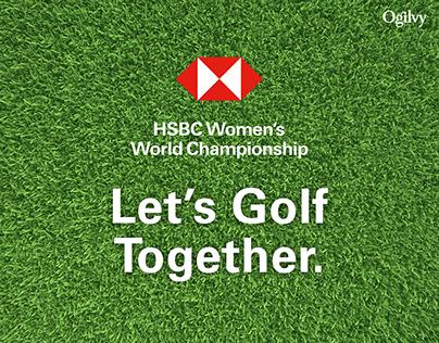HSBC Let's Golf Together