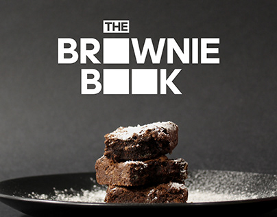The Brownie Book (Food Photography)