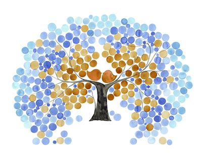 DOUBLE FLOWERING NECTARINE Tree