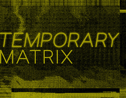 Temporary Matrix Visual Identity