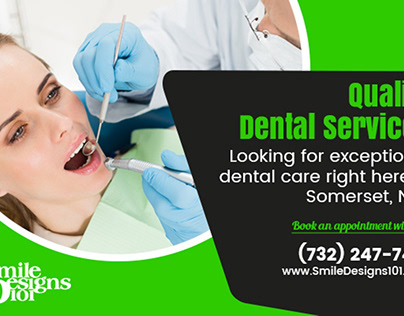 Dental Services You Can Get At a Smile Dental Clinic