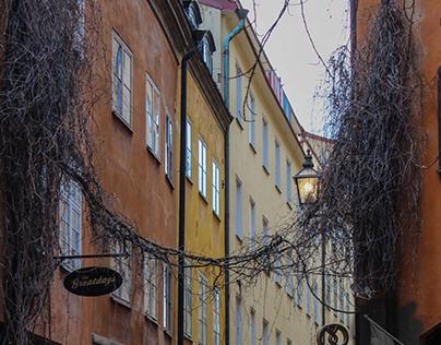 Stockholm during Winter