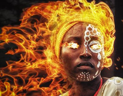 "Pyromancer ""1 Hour Creation"""
