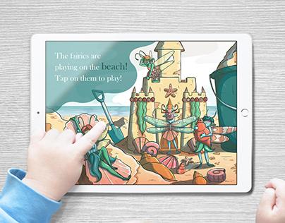 Children's Interactive eBook