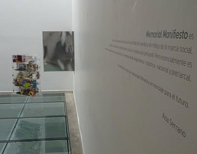 Memorial manifiesto