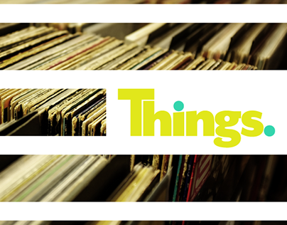 Things • A Design Anthology