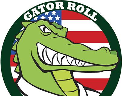 Gator Roll logo