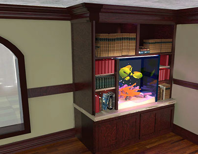 Books and Fish