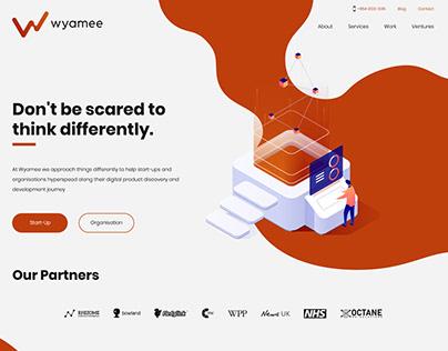 Agency Website - Wyamee