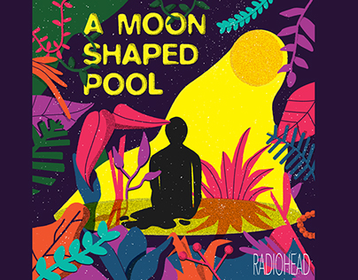 Radiohead-A Moon Shaped Pool