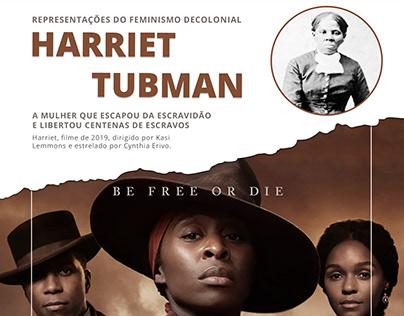 Filme Harriet: Representações do Feminismo Decolonial