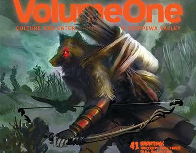 Volume One - Cover Illustration