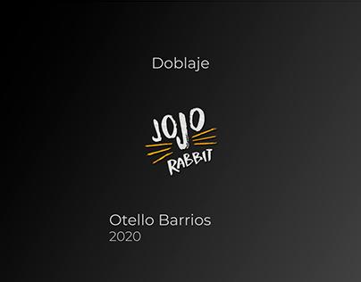 Jojo Rabbit - Doblaje