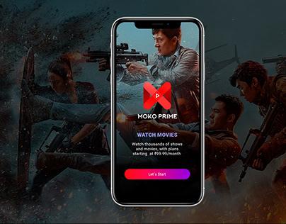 Moko Prime App