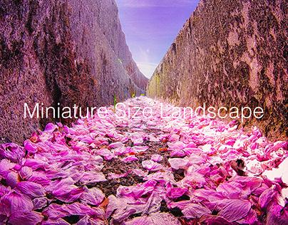 Miniature Size Landscape -season4-