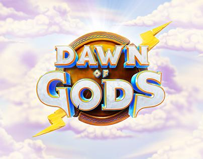 Dawn Of Gods Logo