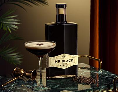 Mr Black | Full CGI