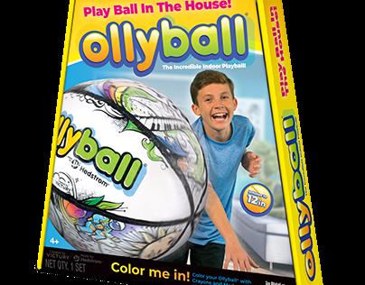 Ollyball - Play ball in the house!