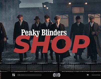Peaky Blinders / SHOP