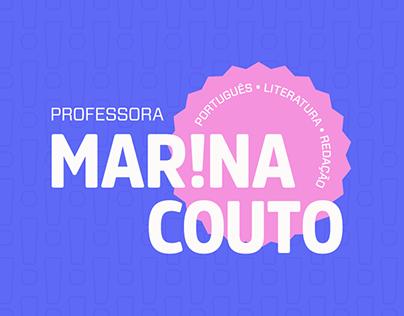 Professora Marina Couto