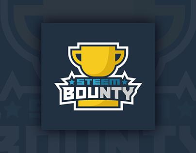 Steem Bounty - Logo design