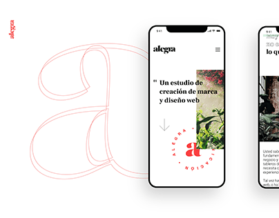 Alegra | Website