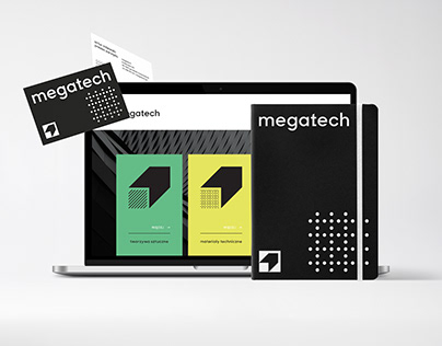 megatech   web design & branding