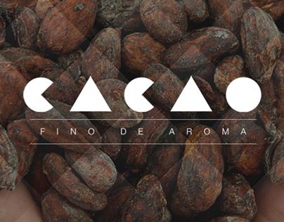 Fino De Aroma Chocolate - responsive website