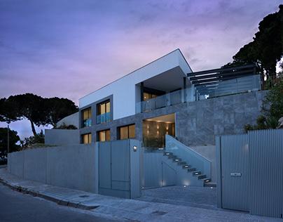 Habitatge Unifamiliar a Arenys de Mar. Barcelona