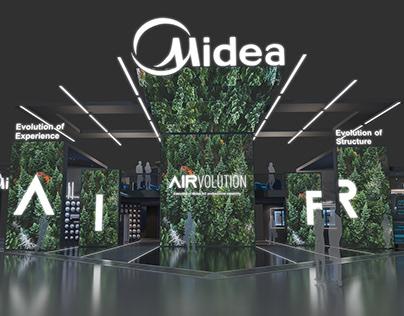 Midea   MCE2020 — 未中标方案