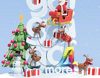 Go 4 More Christmas