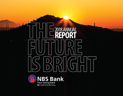 2018 NBS Bank Annual Report: The Future is Bright
