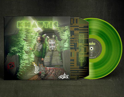 """KNAUTIC - """"ASAKA"""" EP"""