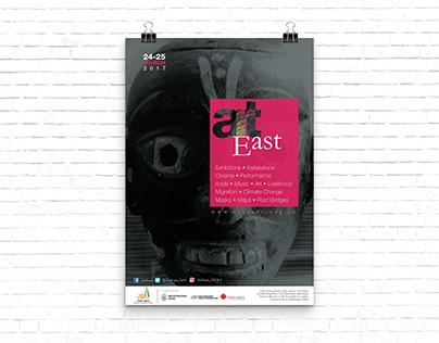 Poster Designs for ArtEast