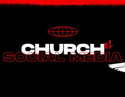 CHURCH - SOCIAL MEDIA #2