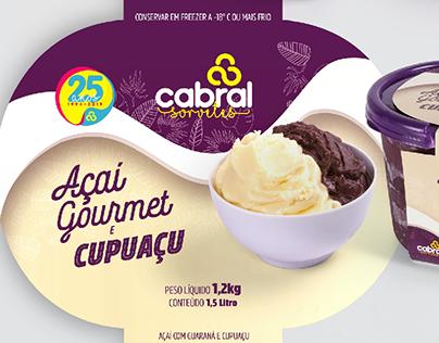 Cabral sorvetes