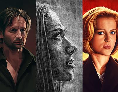 2015: Selected Drawings & Paintings